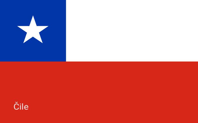 Države u svijetu - Čile