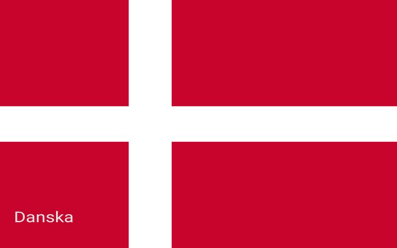 Države svijeta - Danska