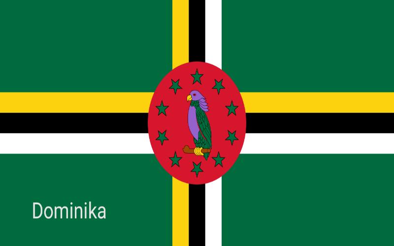 Države u svijetu - Dominika