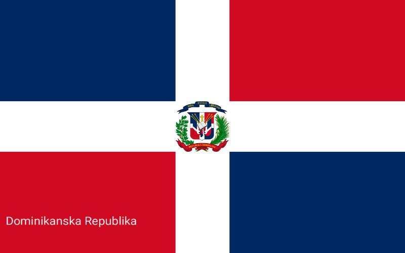 Države u svijetu - Dominikanska Republika