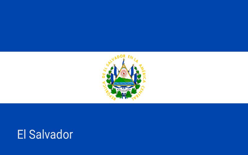 Države svijeta - El Salvador