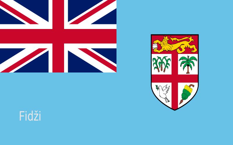 Države svijeta - Fidži