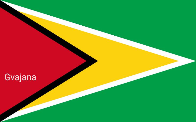 Države svijeta - Gvajana