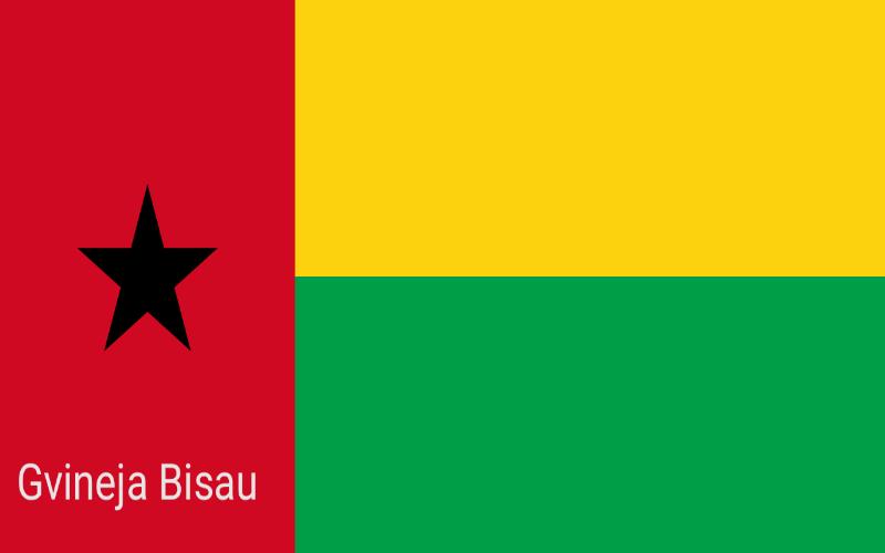 Države svijeta - Gvineja Bisau