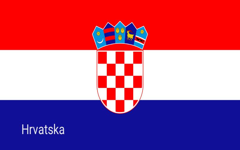 Države svijeta - Hrvatska