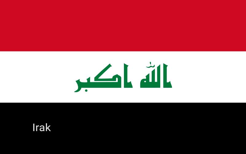 Države u svijetu - Irak