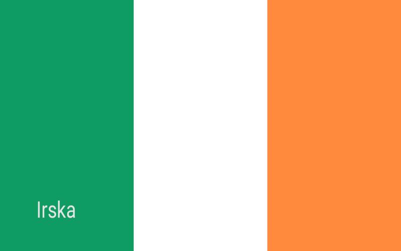 Države svijeta - Irska
