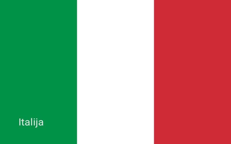 Države svijeta - Italija
