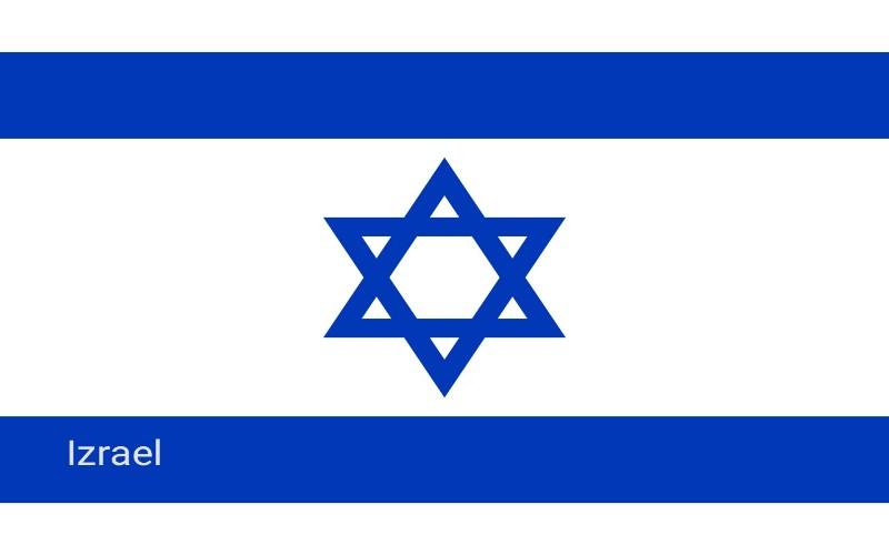 Zastave svijeta - Izrael