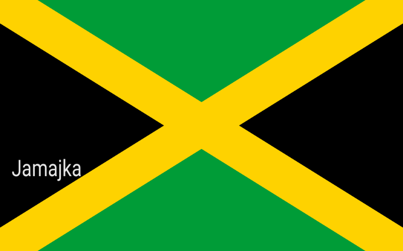 Države svijeta - Jamajka
