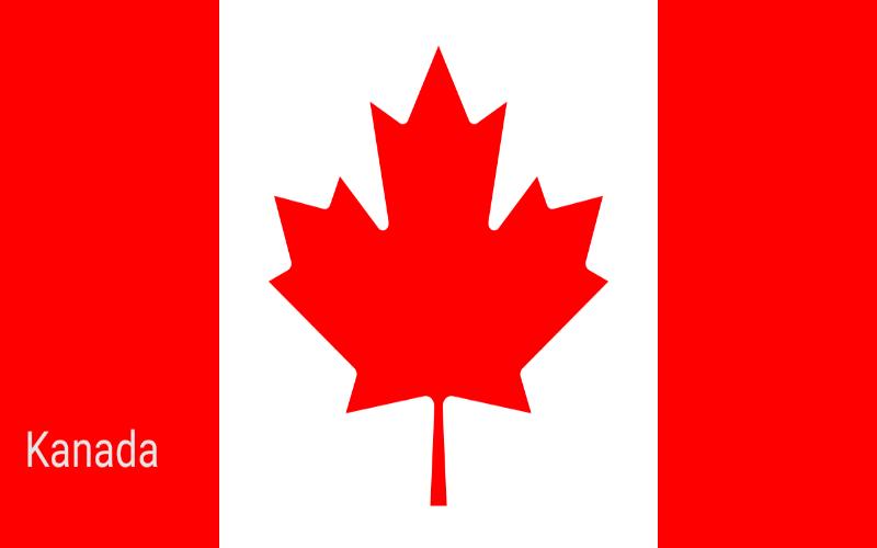 Države u svijetu - Kanada