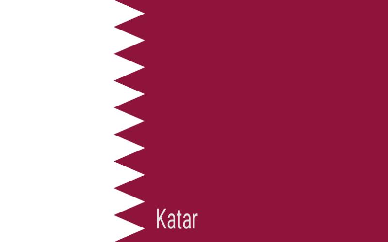 Zastave svijeta - Katar