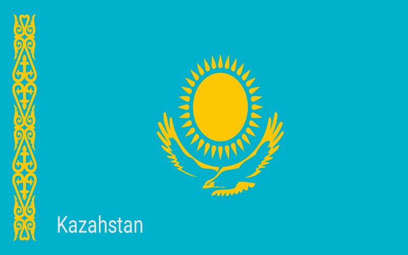 Države u svijetu - Kazahstan