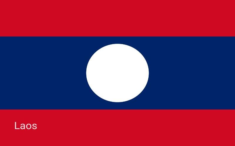Države svijeta - Laos