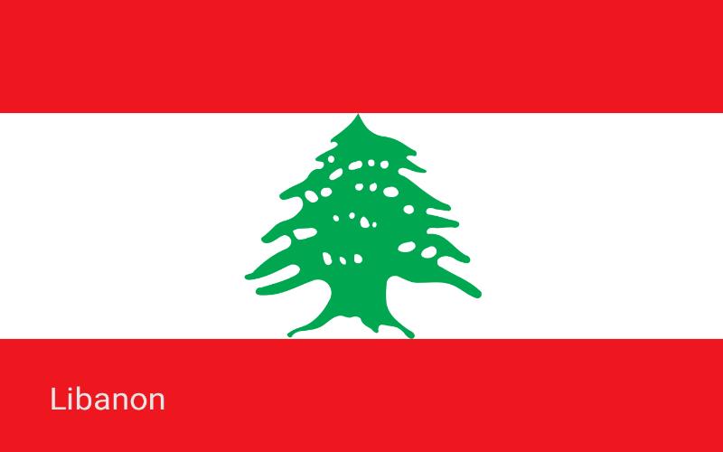 Države u svijetu - Libanon