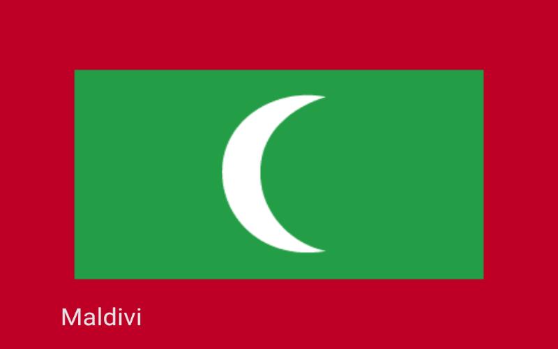 Države svijeta - Maldivi