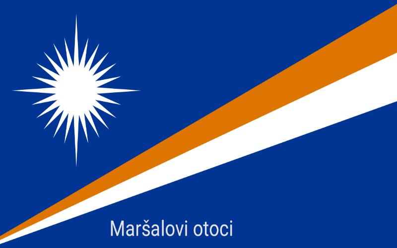 Države u svijetu - Maršalovi Otoci