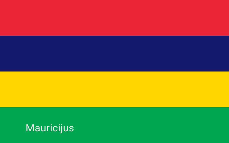Države svijeta - Mauricijus