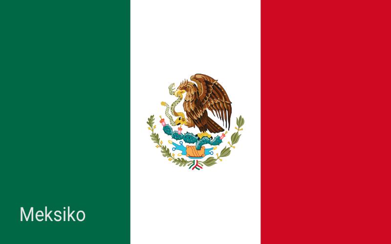 Države svijeta - Meksiko