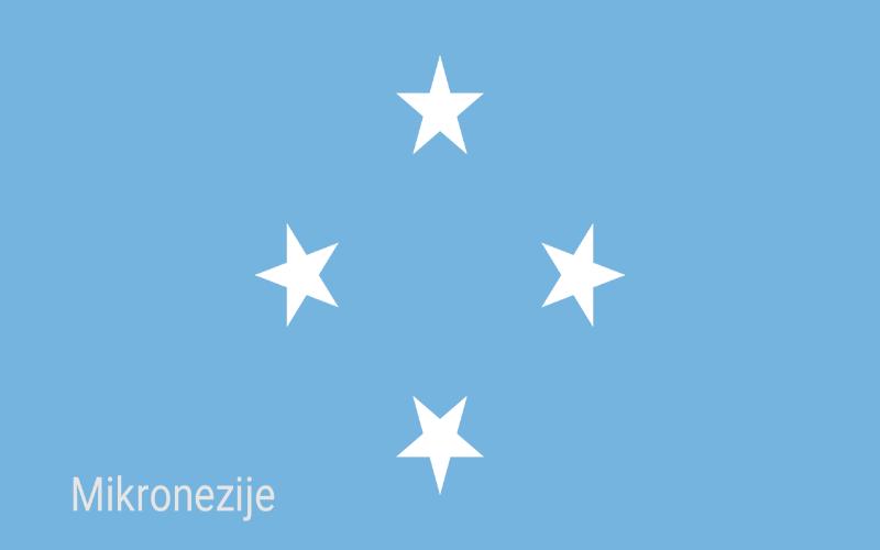 Države u svijetu - Mikronezije