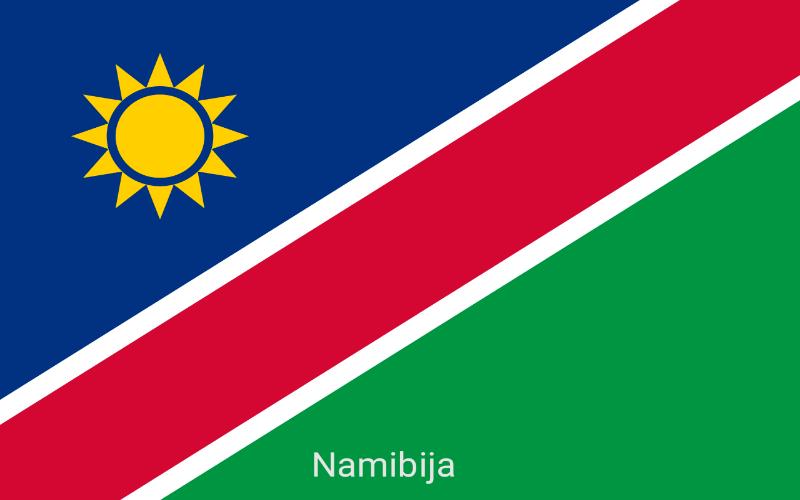 Države u svijetu - Namibija