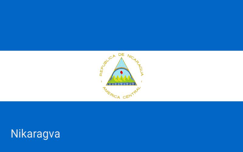 Države u svijetu - Nikaragva