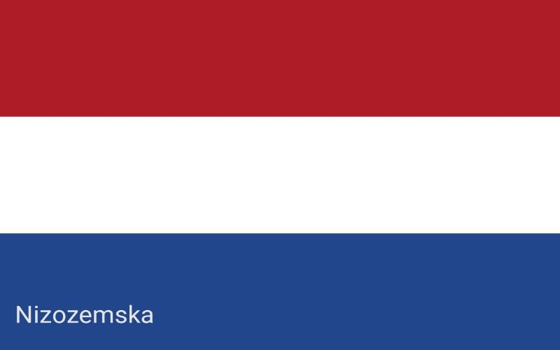 Države svijeta - Nizozemska