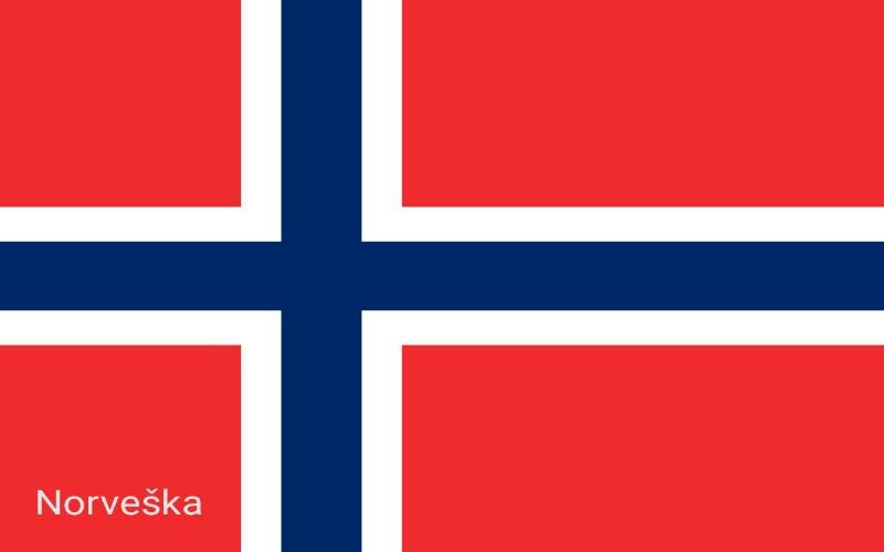 Zastave svijeta - Norveška