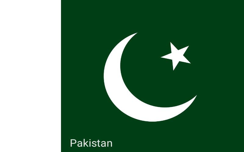 Države svijeta - Pakistan