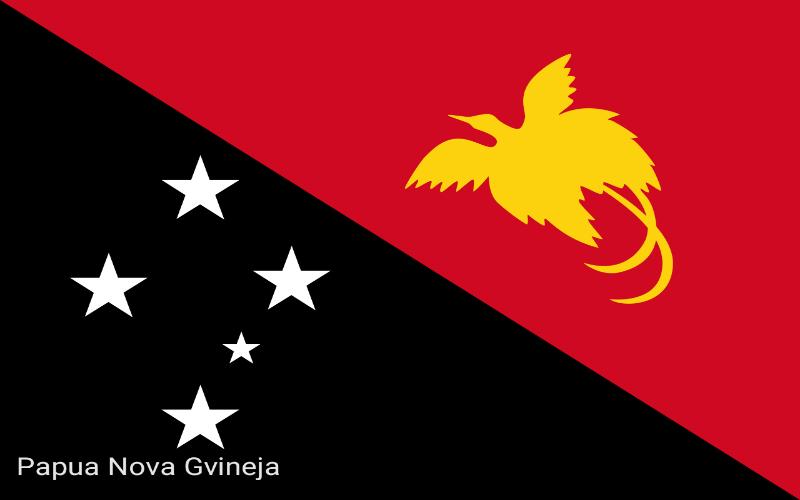 Države u svijetu - Papua Nova Gvineja