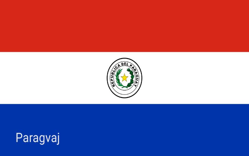 Države svijeta - Paragvaj