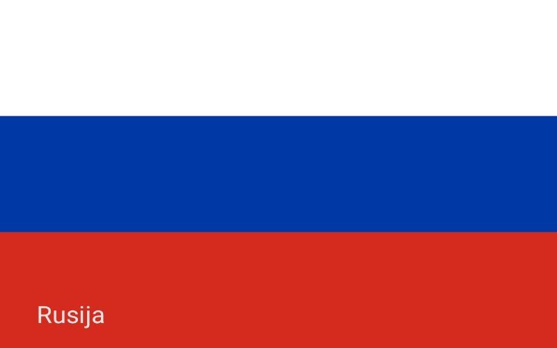 Države svijeta - Rusija