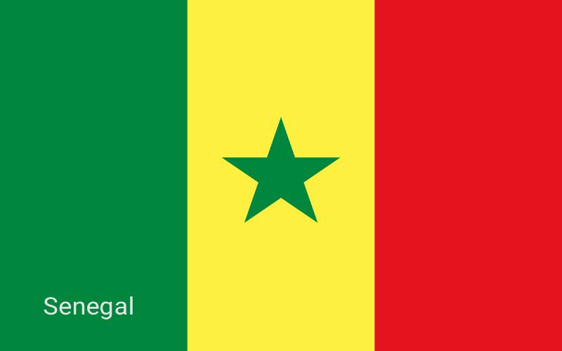 Države u svijetu - Senegal