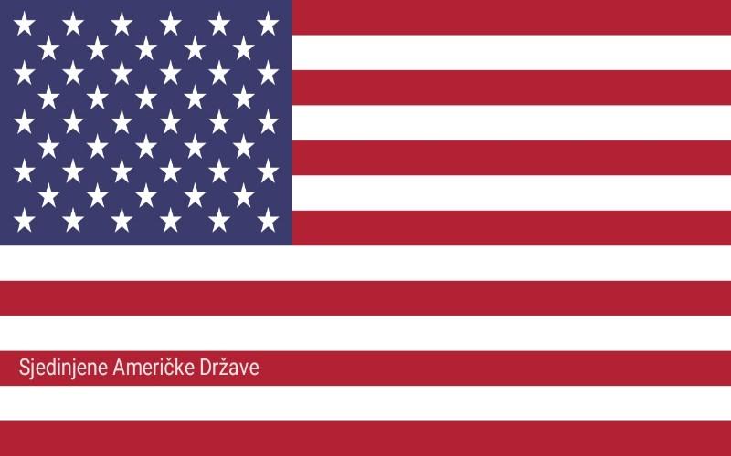 Države svijeta - Sjedinjene Američke Države