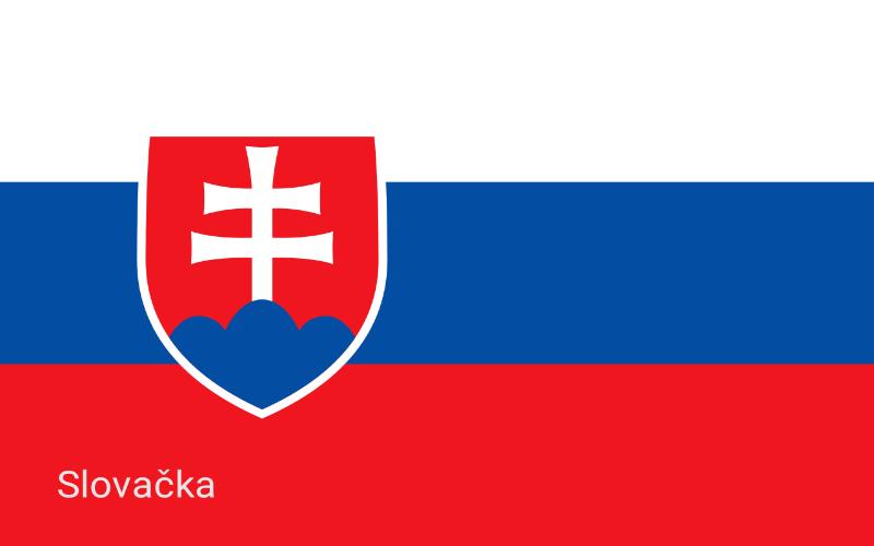 Države u svijetu - Slovačka