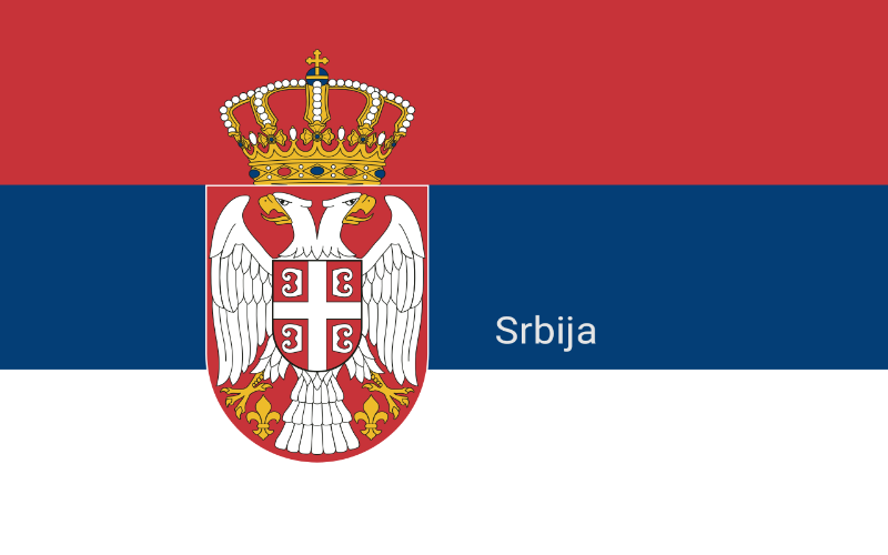 Države svijeta - Srbija