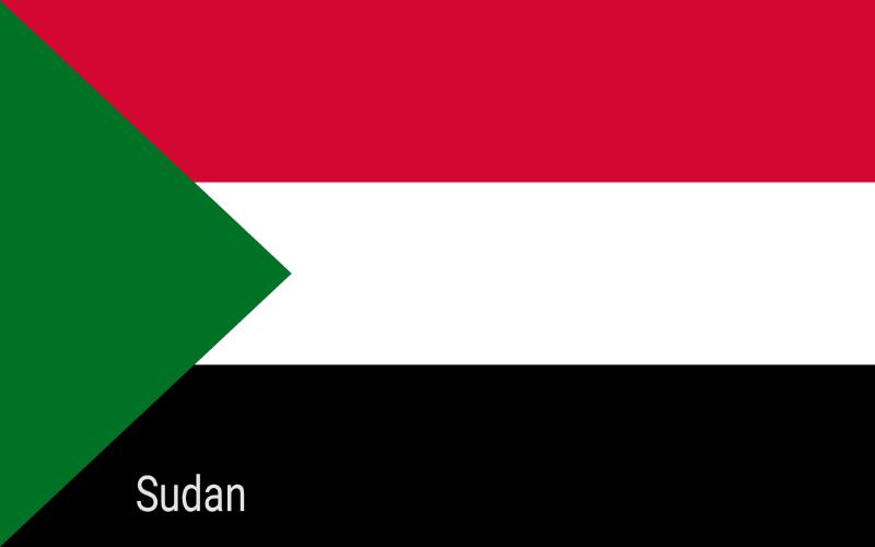 Države u svijetu - Sudan