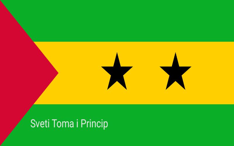 Države svijeta - Sveti Toma i Princip