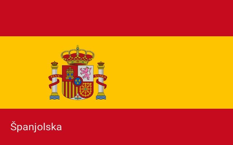Zastave svijeta - Španjolska