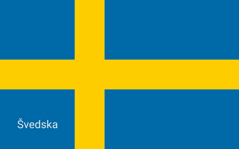 Države u svijetu - Švedska