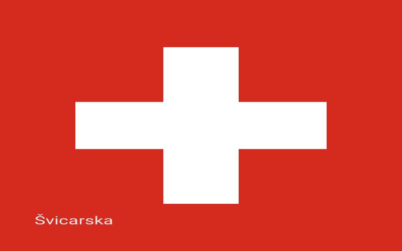 Države svijeta - Švicarska