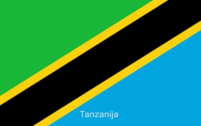 Države u svijetu - Tanzanija