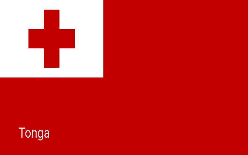 Države u svijetu - Tonga