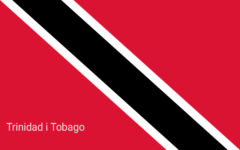 Zastave svijeta - Trinidad i Tobago
