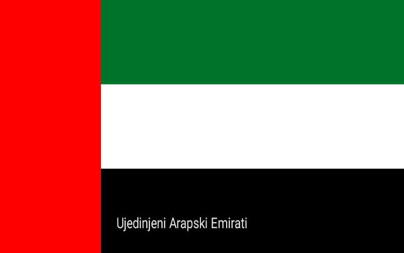 Države u svijetu - Ujedinjeni Arapski Emirati