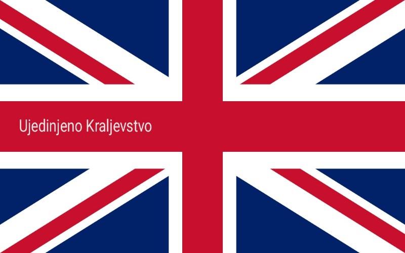 Države svijeta - Ujedinjeno Kraljevstvo