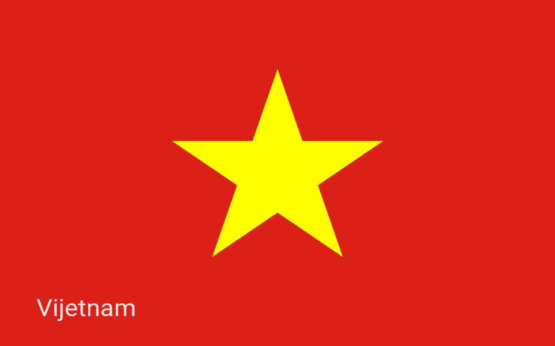 Države u svijetu - Vijetnam