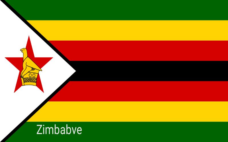 Države u svijetu - Zimbabve