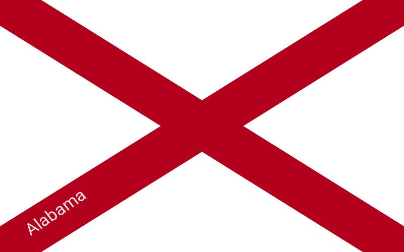 Sjedinjene Američke Države - Alabama