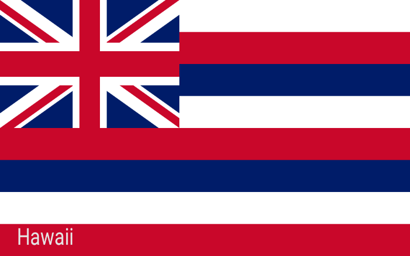 Sjedinjene Američke Države - Hawaii